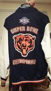 Chicago Bears Leather Jacket