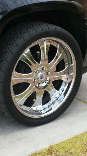 24 inch Yukon Wheels and Tires   eBay