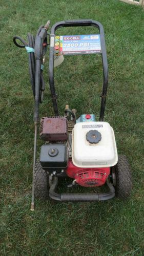 Pressure Washer Honda Used Ebay