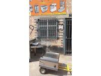 LINCAT ELECTRIC GRIDDLE GS65 MODEL 4.5KW SINGLE PHASE UNUSED BURGER CAFE GRIDDLE