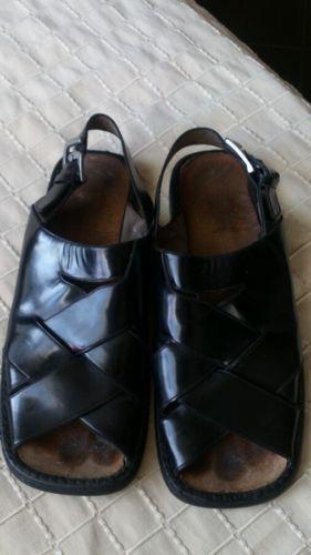 Mens Italian Sandals Ebay