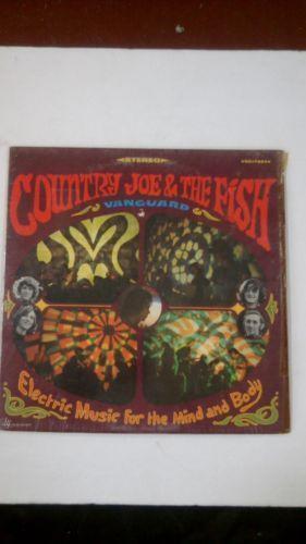 Country Joe And The Fish Music Ebay