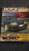 Motor Manual Magazine