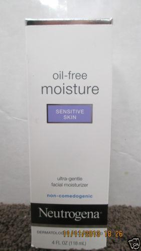 Neutrogena Oil Free Moisture | eBay