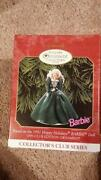 Hallmark Barbie Ornaments