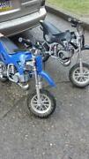 Used 50cc Dirt Bikes