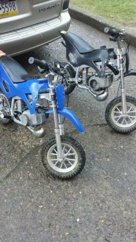 Used 50cc dirt bikes ebay for Uses for dirt