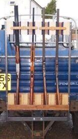 4 Gun Car or Truck Gun Rack