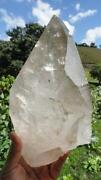 Huge Quartz Crystal