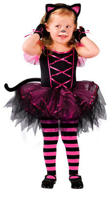 Catarina Costume (Toddler Kitten Costume - Catarina Girls)