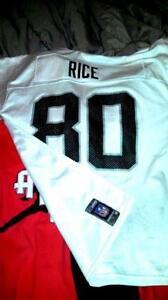 cf5b8ab77 Jerry Rice Oakland Raiders Jersey