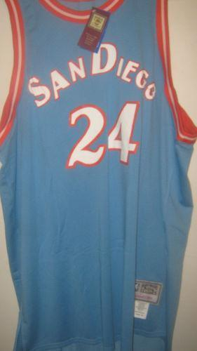 San Diego Clippers Jersey Ebay
