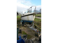 Boat storage wanted over winter in south/SW Oxon - hardstanding for my therapy project
