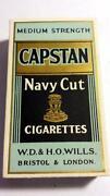 Wills Capstan