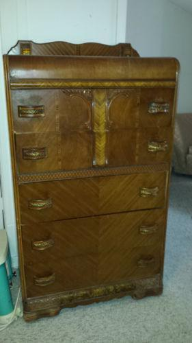 Waterfall Dresser Ebay