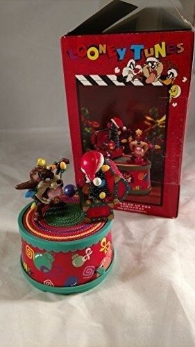 Looney Tunes Tangled Up for Christmas Action Musical