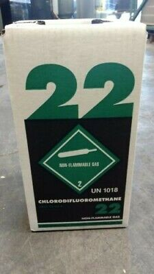 New R-22 Refrigerant Factory Sealed 15lbs Cylinder -local Pick Up Only Las Vegas