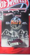 Kiss Hot Wheels