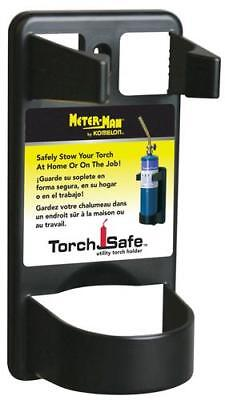 Komelon Torch Safe Propane Mapp Gas Wall Mount Torch Holder