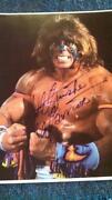 WWE Autograph