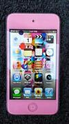 8 GB Apple Pink Touch 4th Generation