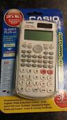 Casio Calculator FX85