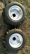 Yamaha Blaster Rear Wheels