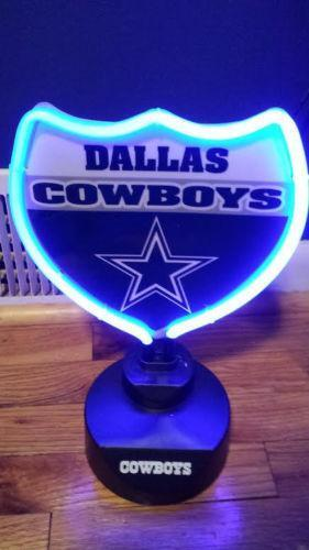 Dallas Cowboys Neon Sign Ebay