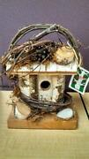 Homemade Bird House