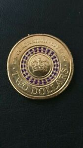 Wanted: CASH PAID FOR 2013 QUEENS CORONATION $2 COINS - TOP PRICE!
