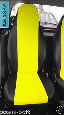 410 MAß Schonbezüge Sitzbezug Sitzbezüge SMART 451 FORTWO  CABRIO COUPE