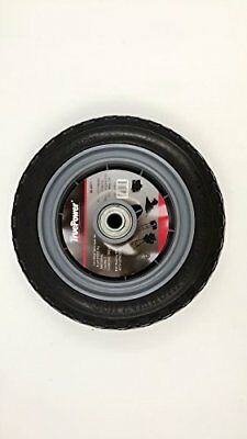Truepower 10 X 350-4 Pu Flat Free Tire Wheel For Hand Truck