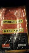 Wide Load Sign