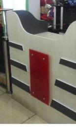 modern stylish shop retail counter