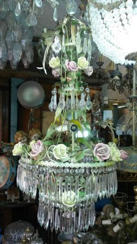 Art Nouveau Chandelier Ebay
