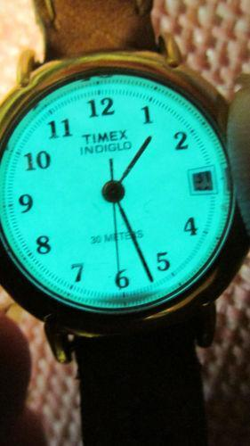 Ladies timex indiglo watch ebay for Indiglo watches