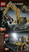 Lego Radlader
