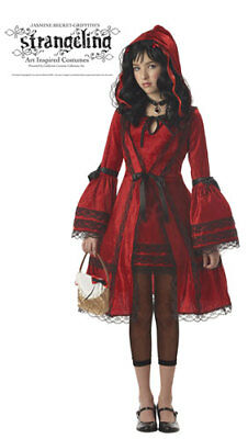 Girls Tween Red Riding Hood Halloween Costume - Girls Tween Halloween Costumes