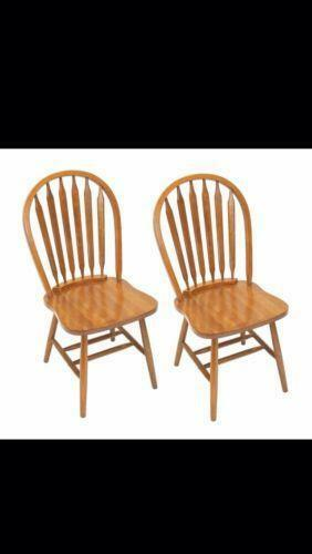 Oak Windsor Chairs Ebay