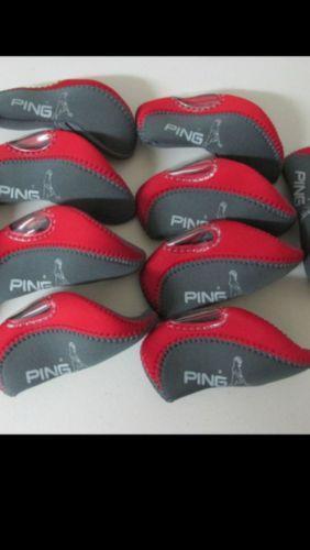 Ping Iron Covers Headcovers Ebay