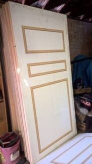 PRICE DROPPED - Internal or Entrance Door Solid Construction