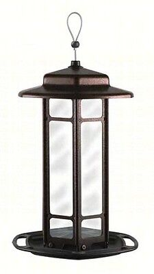 Bird Feeder Skylight Catherdal  Made in USA Heavy Duty Rust Resistant 3537