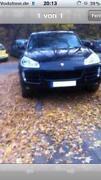 Porsche Cayenne Stoßstange