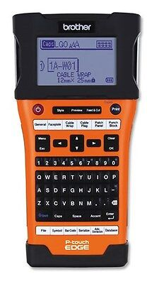 New Brother Pt-e500 Label Maker And Shrink Tube Printer- Replacement For Pt-7600