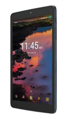 "Alcatel A30 16GB 4G LTE (T-Mobile Unlocked) 8"" Tablet - Black"