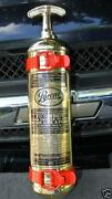 Brass Fire Extinguisher