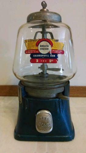 vintage peanut machine