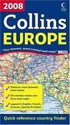 Europe Map Book