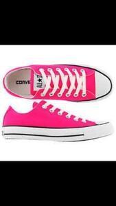 a66045a11ba7 Pink Converse  Clothing