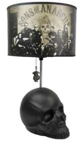 Sons of Anarchy Limited Edition Desk Lamp